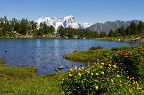 Lago d'Arpy