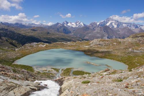 Lago dei Seracchi