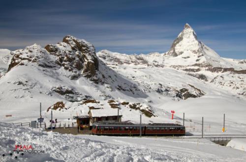 Trenino Zermatt Gornergrat