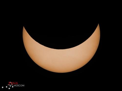 Eclissi parziale di Sole, 20/03/2015 Garlasco (PV)